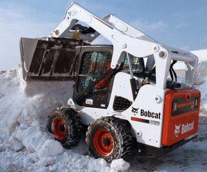 S650 Bobcat Kompaktlader Anbaugeraet Schaufel