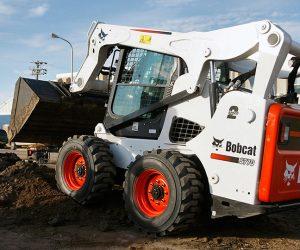 S770 Bobcat Kompaktlader Anbaugeraet Schaufel 2
