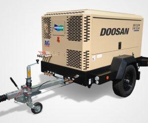 10 124 14 114 Doosan Portable Power Kompressoren 1