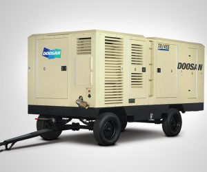 10 455 Doosan Portable Power Kompressoren 2