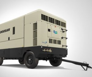 12 254 Doosan Portable Power Kompressoren First