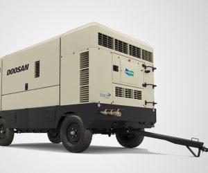 21 224 Doosan Portable Power Kompressoren First