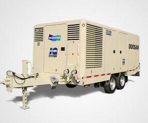 25 330 Doosan Portable Power Kompressoren First