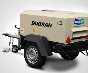 7 20 Doosan Portable Power Kompressoren 1