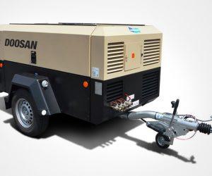 7 73 10 53 Doosan Portable Power Kompressoren 1