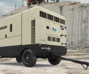 9 304 Doosan Portable Power Kompressoren 1