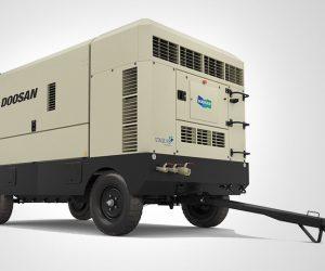9 304 Doosan Portable Power Kompressoren First