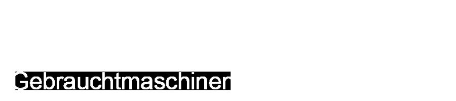 Gebrauchtmaschinen Logo Png Transparent