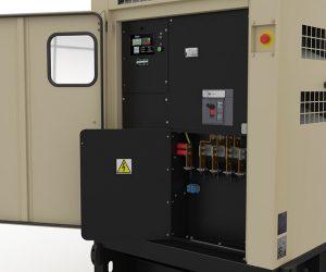 G200 Doosan Portable Power Generatoren 2