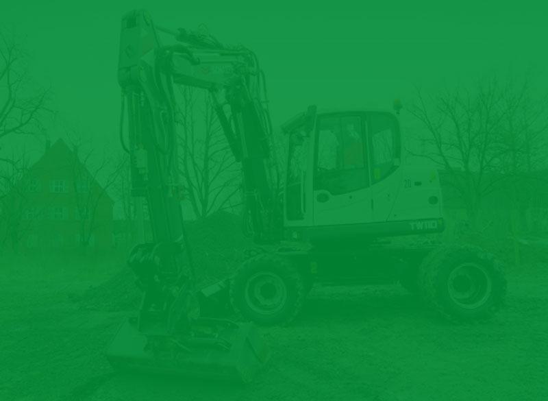 Schaeff TW110 4 Green