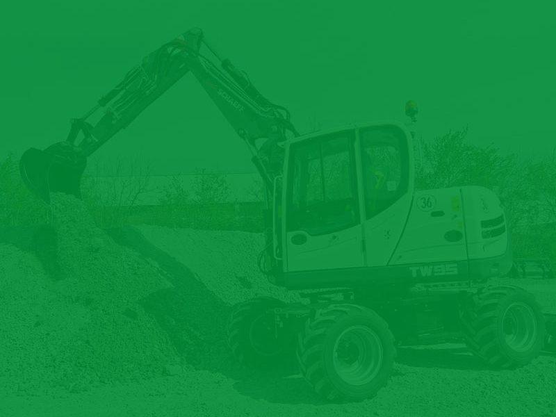Schaeff TW95 1 Green